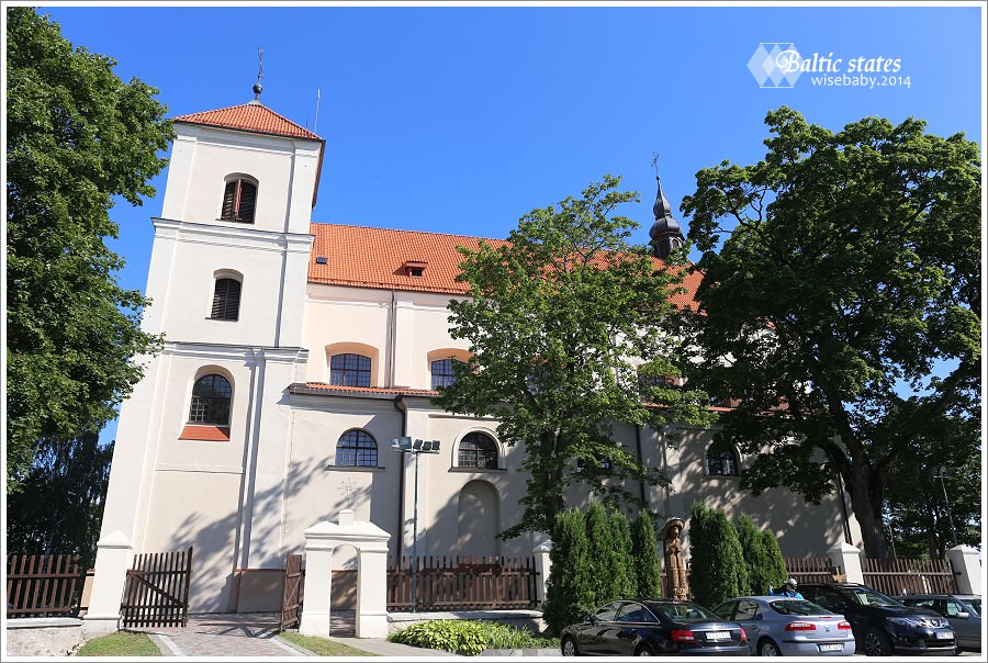 立陶宛|首都維爾紐斯DAY TOUR推薦.特拉凱Trakai交通攻略
