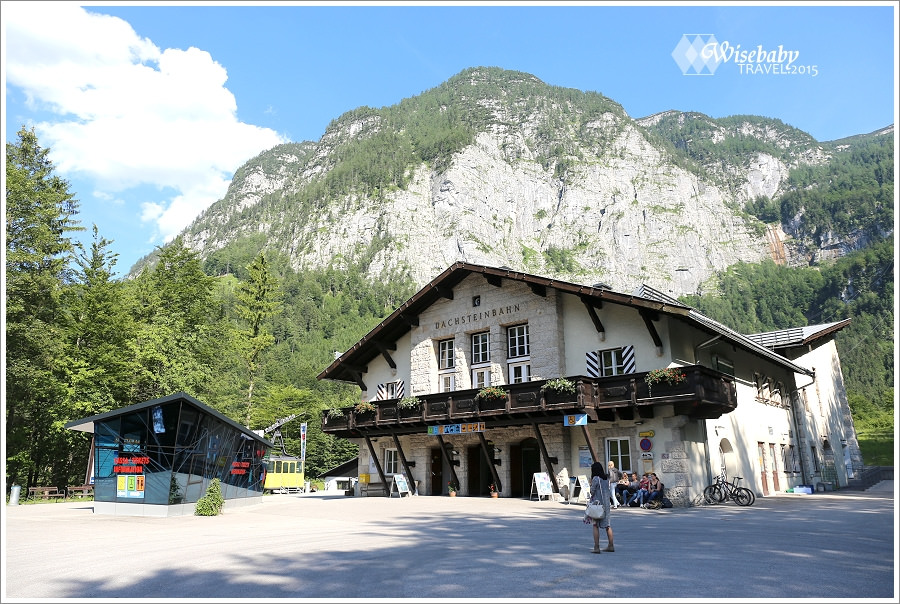 奧地利 | 景點。哈修塔特DAY TOUR激推行程(下).5fingers與Welterbespirale觀景台