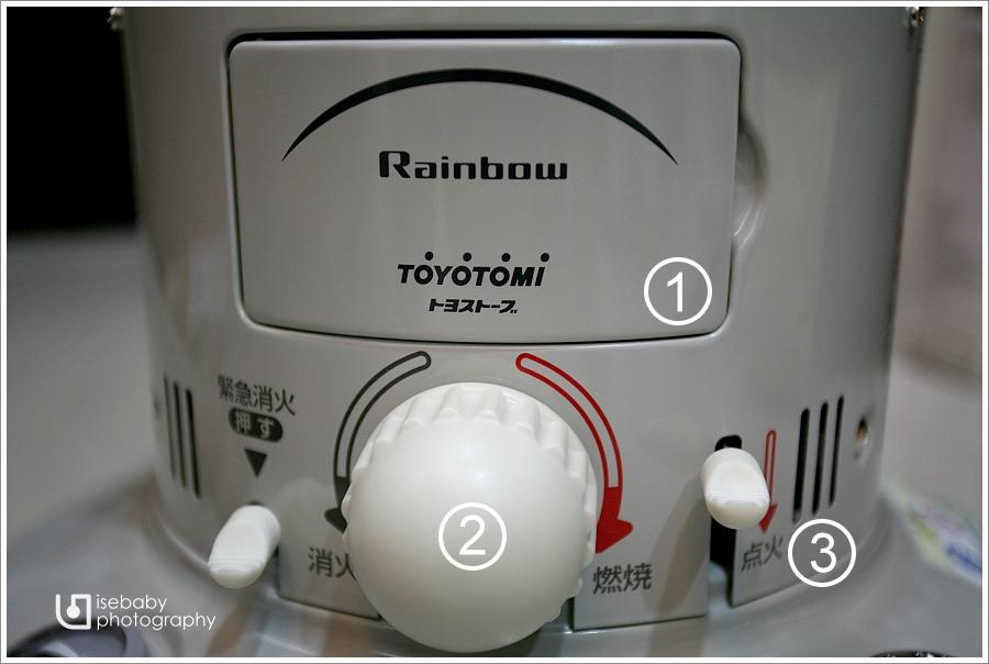 露營 | 開箱。冬露的好朋友.煤油暖爐TOYOTOMI RBE-25C