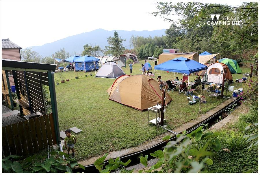 露營 | 新竹尖石。阿悠以巴萊營地.小而美、適合放鬆的小清新營地