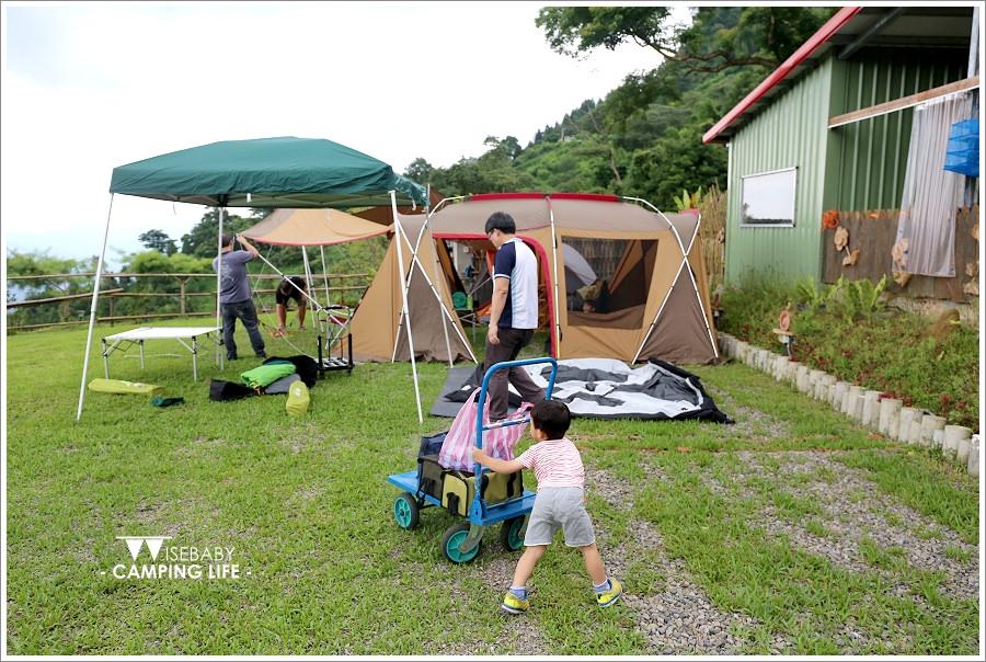 露營 | 新竹尖石。新比度露營區.天時地利人和但與蟲蟲不合的多事之露