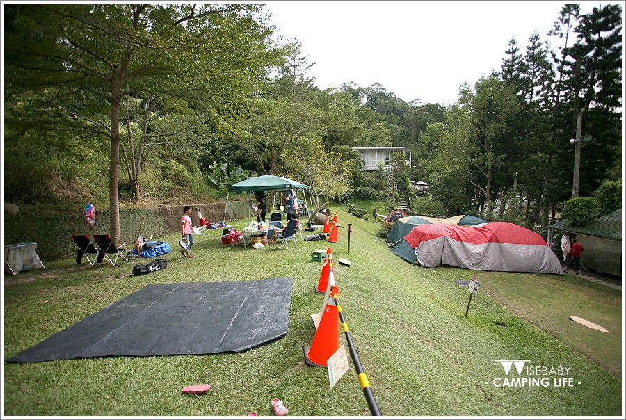 露營   台中新社。小路露營區.新手與小孩的露營天堂