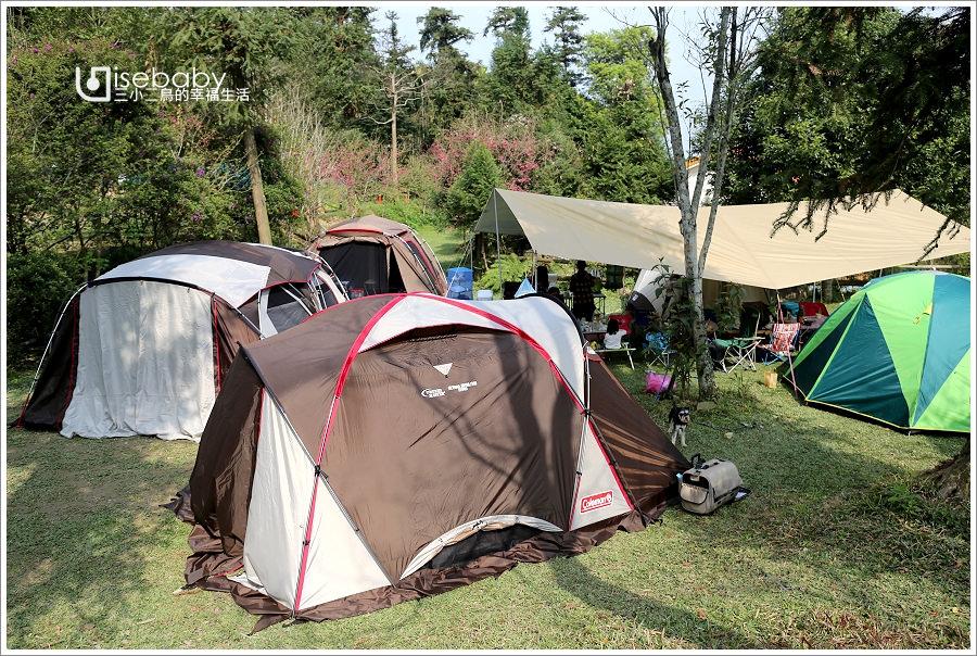 露營 | 南投魚池。翠林農場.與好友再訪優質營地