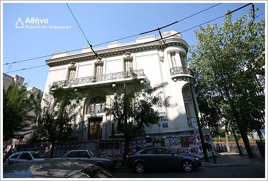 希臘自助遊記【6】Athens.漫步在雅典市區