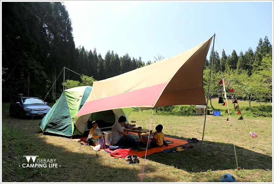 露營 | 苗栗南庄。高山青露營區.享受原始森林、鱘龍魚&鱒魚美食營地