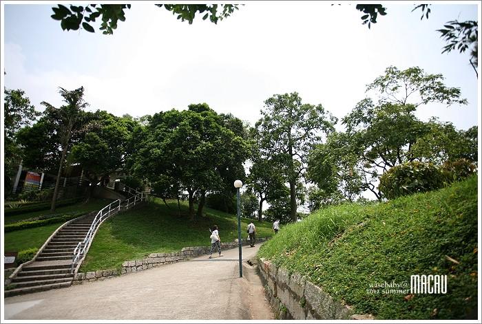 澳門親子自助【13】松山市政公園