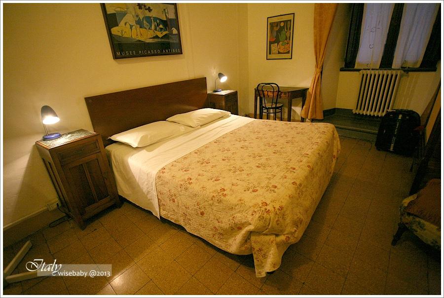 [義大利親子自助] 住宿-Firenze::住在百花大教堂對面Hotel San Giovanni