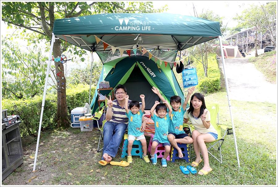 露營 | 新竹五峰。觀雲亭露營區.臨時訂的探路營地
