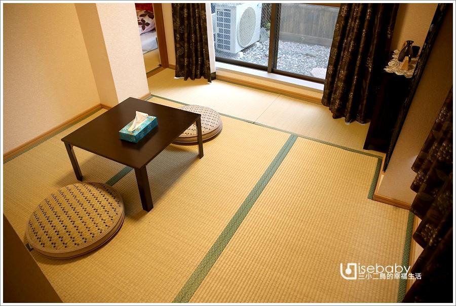 東京親子住宿推薦。新宿小松の家