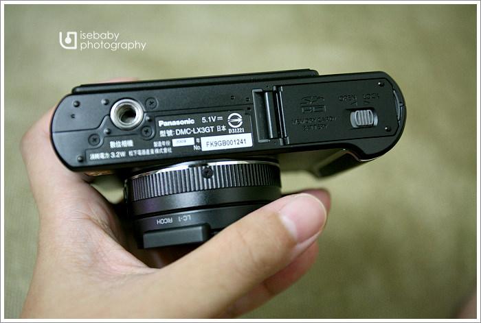 [開箱文] Panasonic LX3
