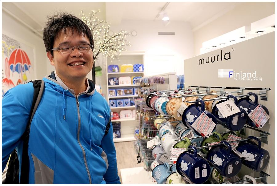 芬蘭|敗家推薦。赫爾辛基Helsinki比專賣店還便宜的芬蘭童話Moomin嚕嚕米店家
