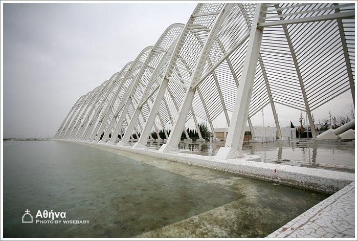 希臘自助遊記【81】Athens.2004雅典奧運會場