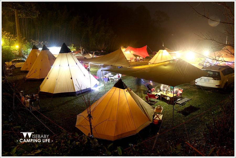 露營懶人包 全台10大高海拔營地推薦。夏天就來這裡露營吧!