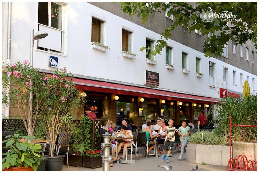 奧地利 | 美食。Fiorino.維也納豬肋排當地人必吃推薦