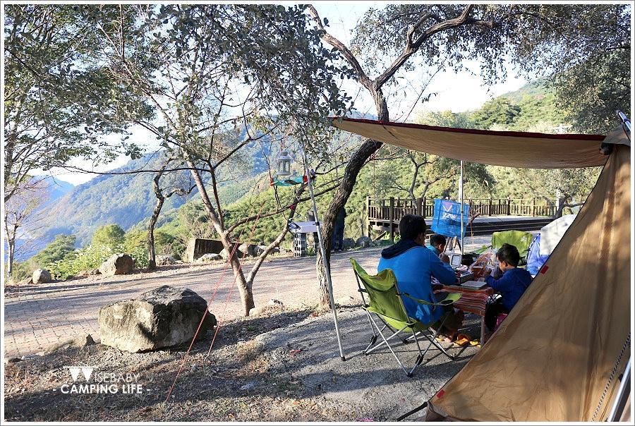 露營 | 苗栗泰安。ㄠ嶩民宿露營.開TP-670新帳乾燥徹收