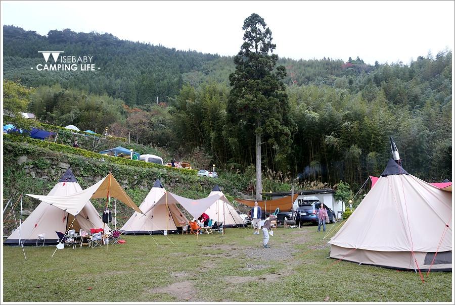 露營 | 新竹五峰。樂哈山露營區.有搗麻糬活動的原住民營地