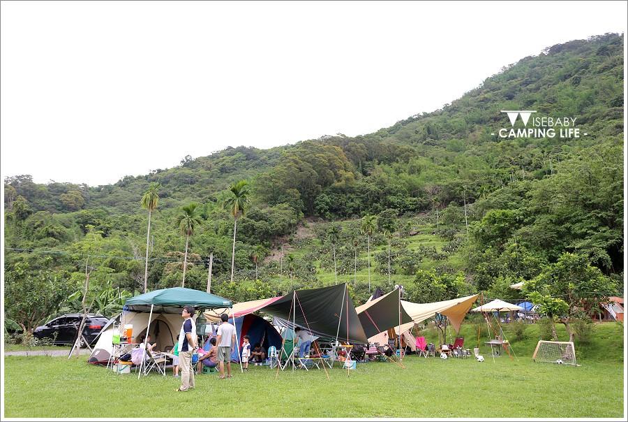 露營 | 高雄六龜。蘇菲凱文の快樂農場.活動多的童話親子營地