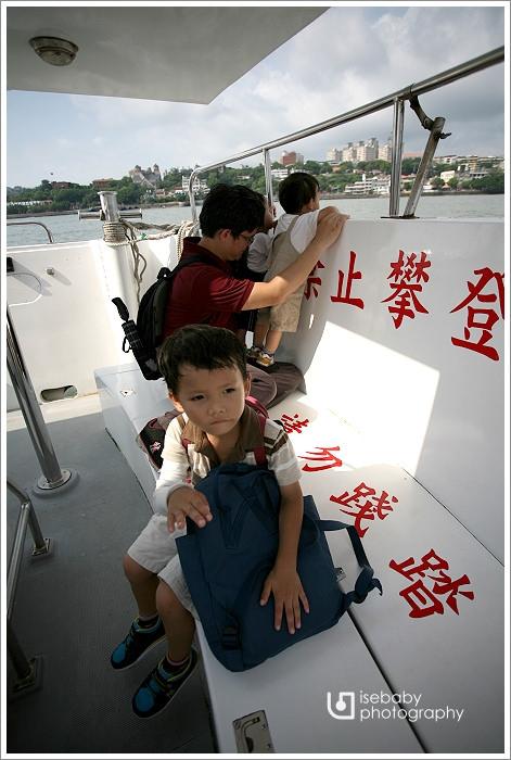 [景點] 台北淡水-海陸通吃的玩耍路線(5Y1M+1Y10M)