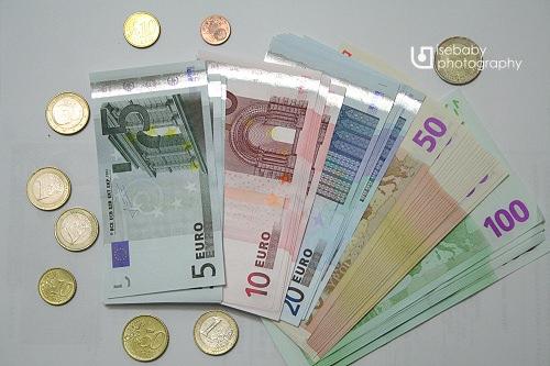 Greece行前日記【14】換歐元