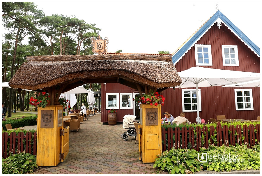 立陶宛|美食推薦。Lonely Planet最好吃的Nida餐廳.Nidos Seklycia