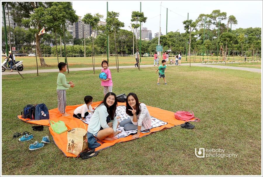 [兒子] FiBo家即將移居德國的野餐趴(7Y5M+4Y2M)