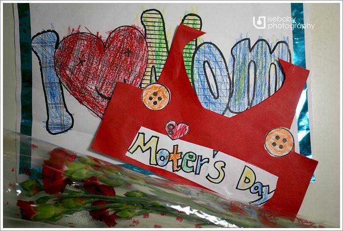 [3Y11M24D] 小班-我的第一張母親節卡片