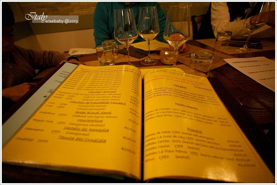 [義大利親子自助] 食記-Firenze::松露大餐Ristorante Trattoria del Coco Filippo
