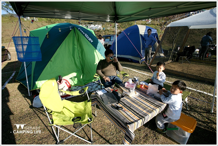 露營 | 苗栗泰安。烏嘎彥露營區.人是露營最美的風景