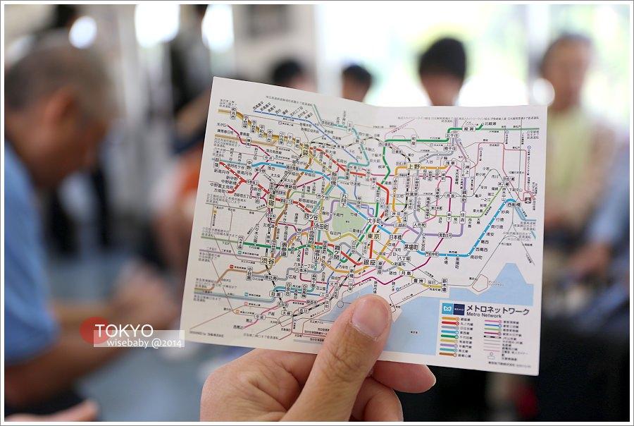 [東京自助] 分享-如何安排交通(下).Tokyo Subway Ticket地鐵三日券(含羽田機場購買處)