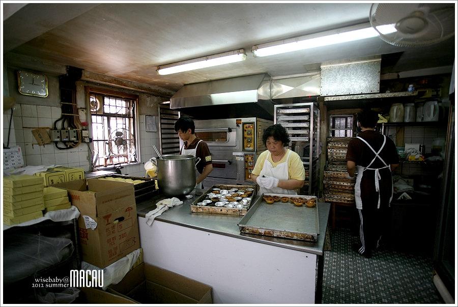 澳門親子自助【32】食記.安德魯蛋塔