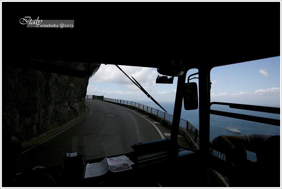 義大利 | Capri卡布里島。前往藍洞的交通方式