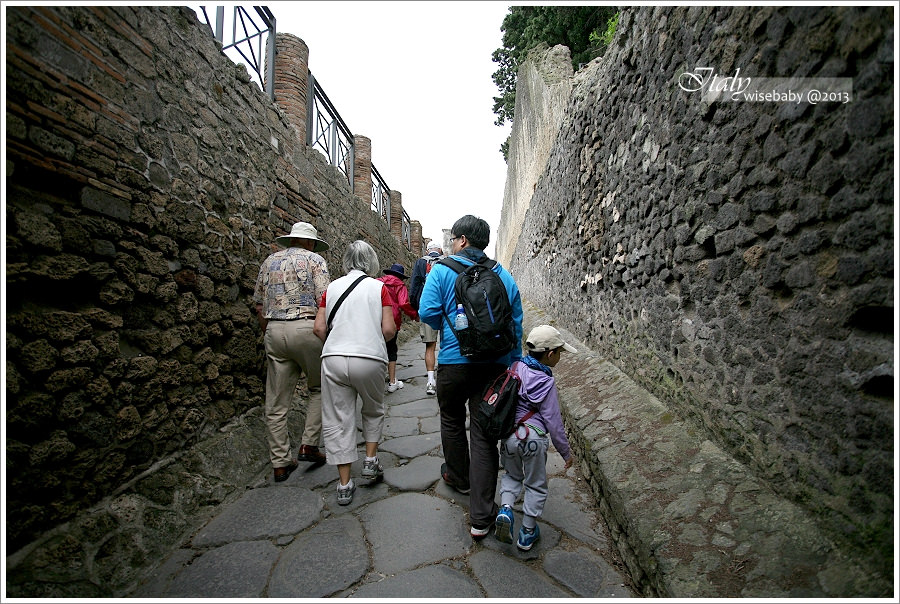 義大利必去行程。龐貝自由行攻略(上)、參觀路線/交通/門票/開放時間