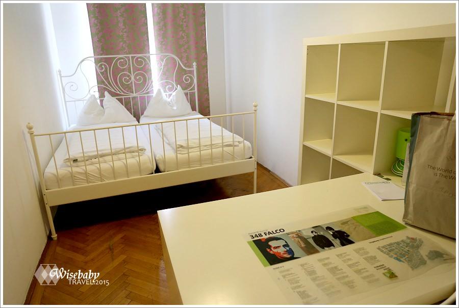 奧地利 | 維也納推薦住宿。Kaiser23 Hostel & Guesthouse.維也納西站便宜青年旅館