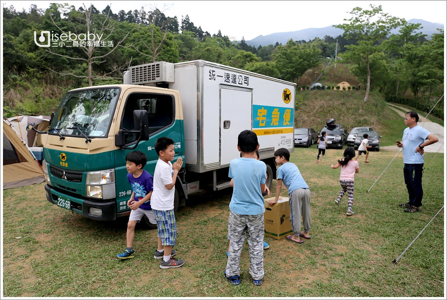 露營 | 新竹五峰。廣野露營區.適合夏季避暑的高海拔營地