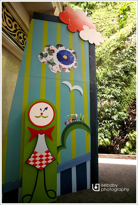 [5Y6M+2Y2M] 雙胞胎兩廳院初體驗::2012打開神奇戲箱OPEN HOUSE