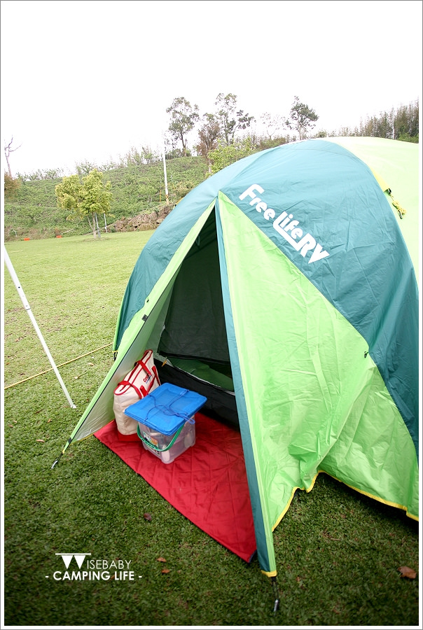 露營 | 苗栗泰安。逸視界露營區.高山草莓吃到飽優質營地