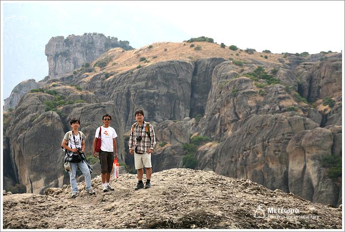 希臘自助遊記【78】Meteora.Agia Triada阿基亞.特里亞達修道院