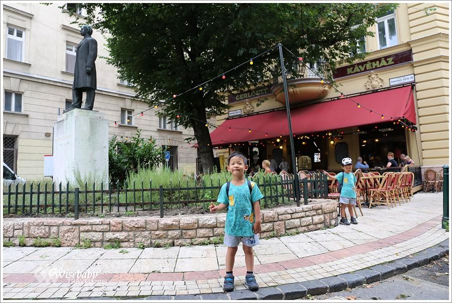 匈牙利 | 布達佩斯推薦美食。Gerlóczy Kávéház咖啡館.豐盛美味的匈牙利早午餐