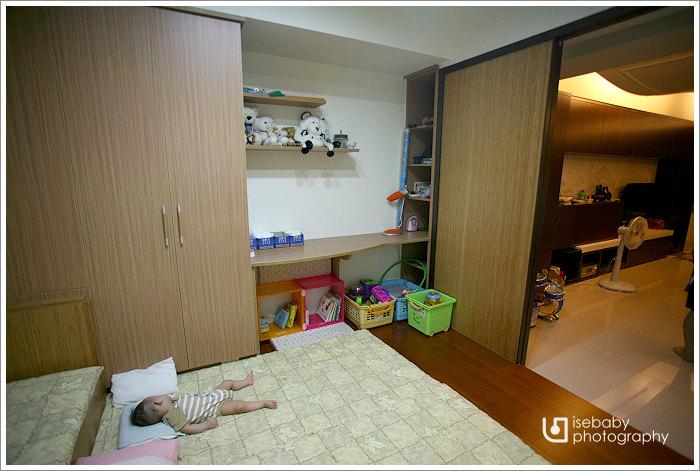 [窩] 開箱-可以睡一家五口的和室