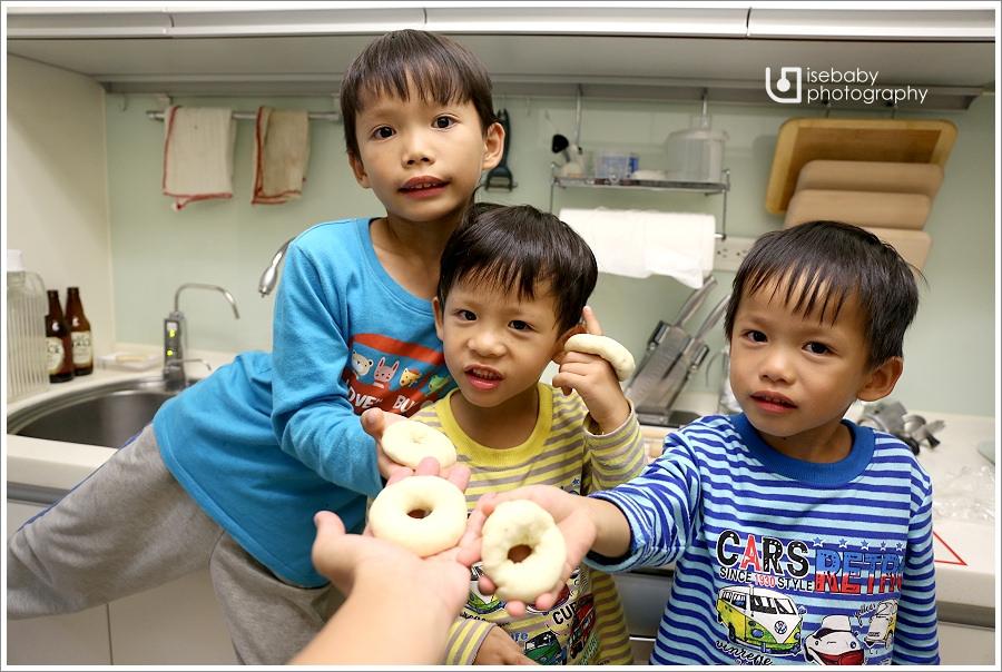 [親子烘焙] 105T麵包機-簡單易上手又好吃的貝果