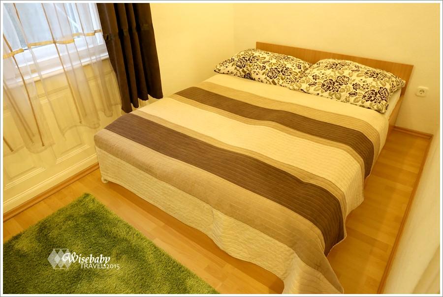 匈牙利 | 布達佩斯住宿推薦。Central Studio & Apartment Budapest.地段好的舒適便宜公寓
