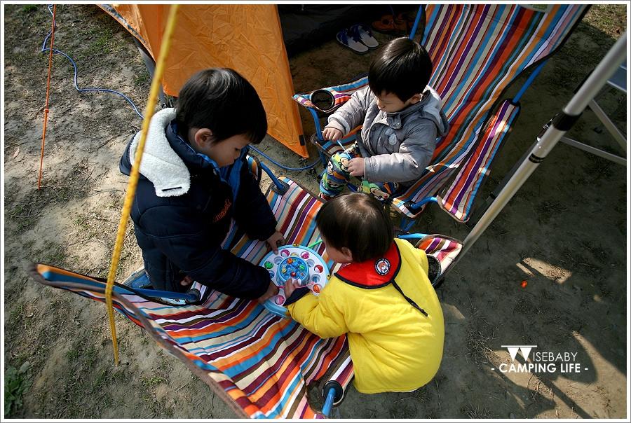 露營 | 苗栗大湖 。老官道休閒農場.有沙坑大草坪的優質營地