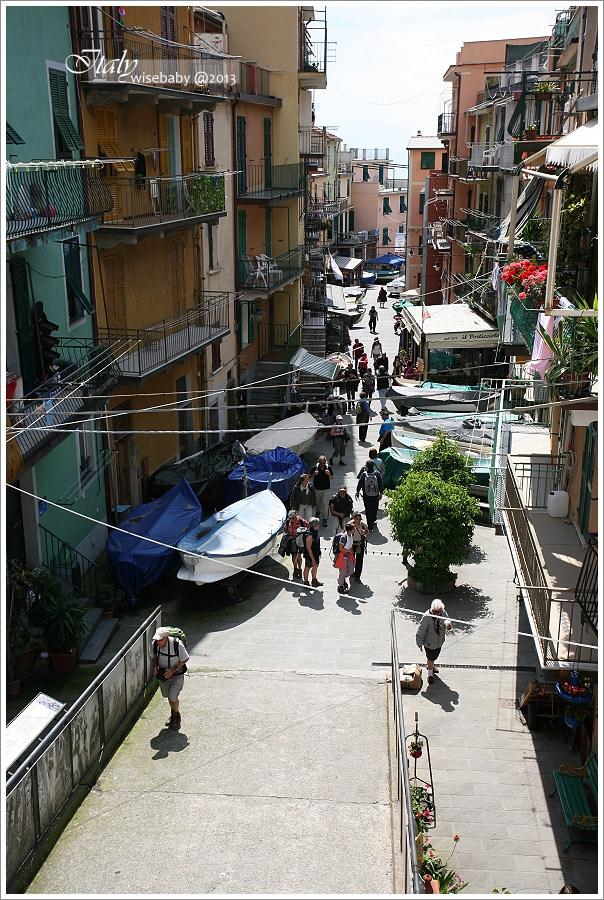 義大利 | 推薦景點。五漁村Cinque terre交通與各村重點導覽