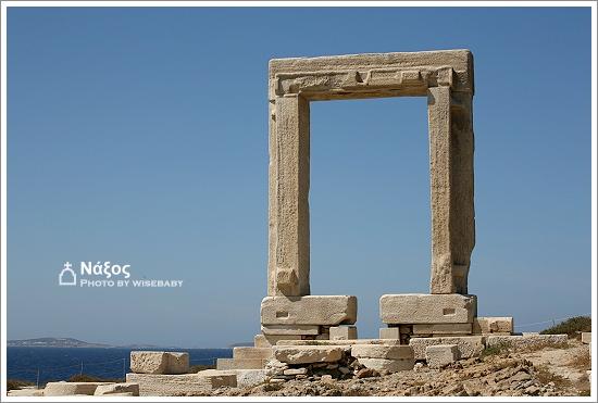 希臘自助遊記【24】Naxos.心碎的阿波羅門