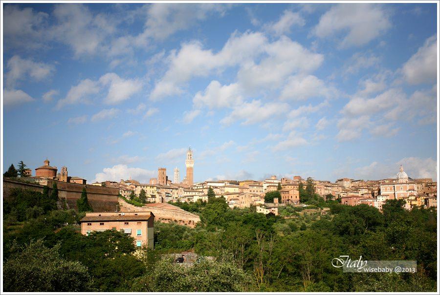 義大利 | 西恩那住宿推薦。Hotel Il Giardino