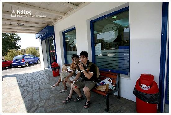 希臘自助遊記【25】Naxos.駕車環島一日遊