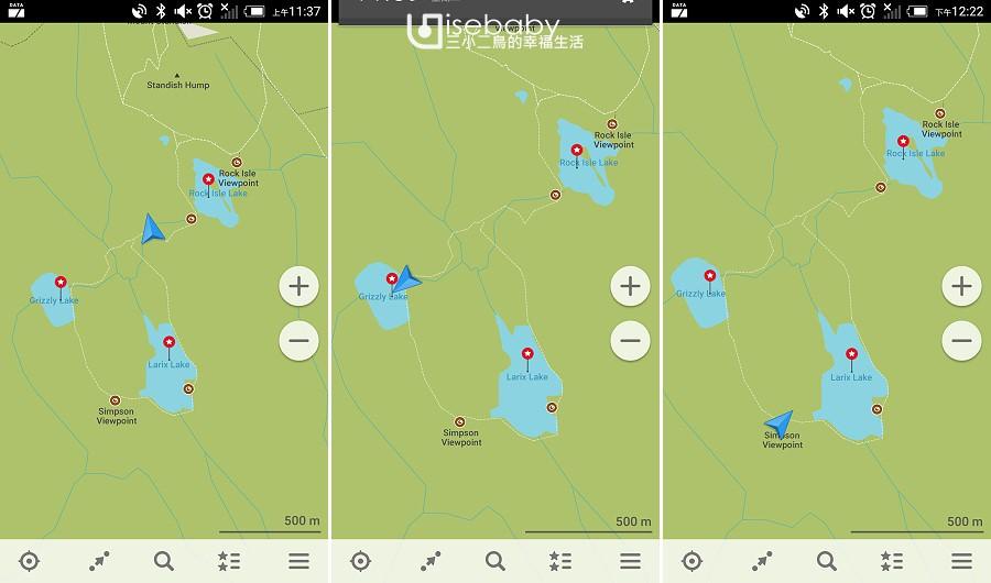 世界地圖APP推薦 | 出國裝這款就夠了! 離線導航免費APP應用分享MAPS.ME