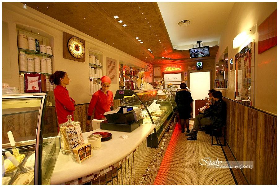 [義大利親子自助] 分享-美食::推薦必吃的前三名Gelato冰淇淋店