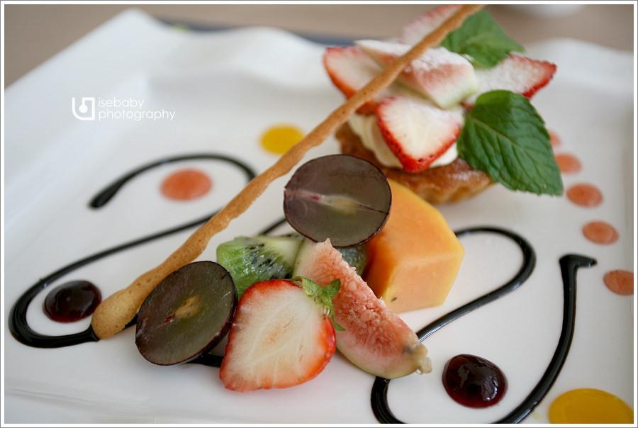 [食記] 高雄-無花果入菜.素食也能好看又好吃@果之香蔬果主題料理