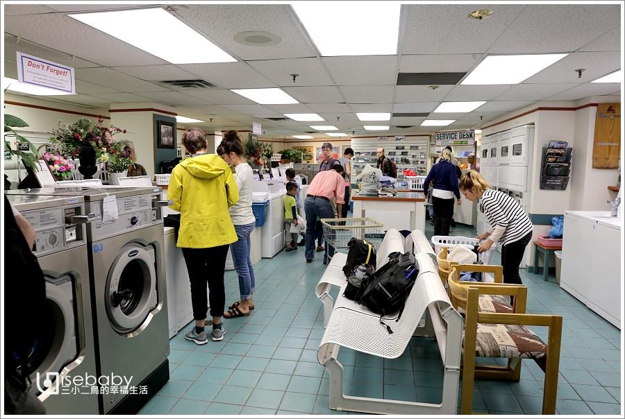 加拿大|分享。洛磯山脈國家公園Jasper、Banff市區LAUNDRY洗衣店
